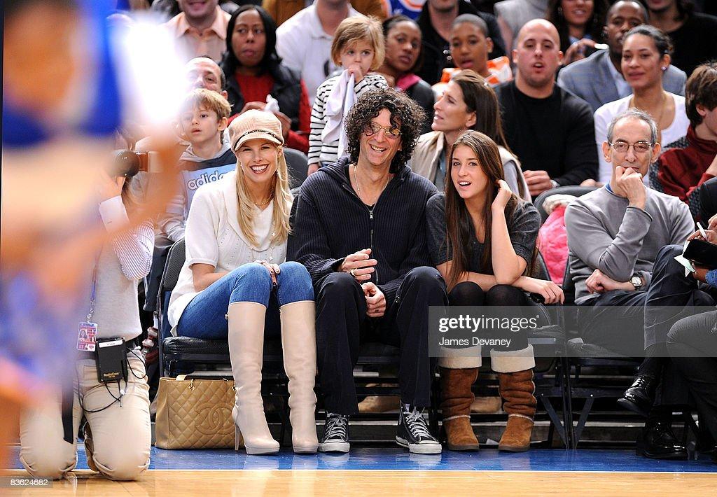 Celebrity Sightings in New York - November 9, 2008
