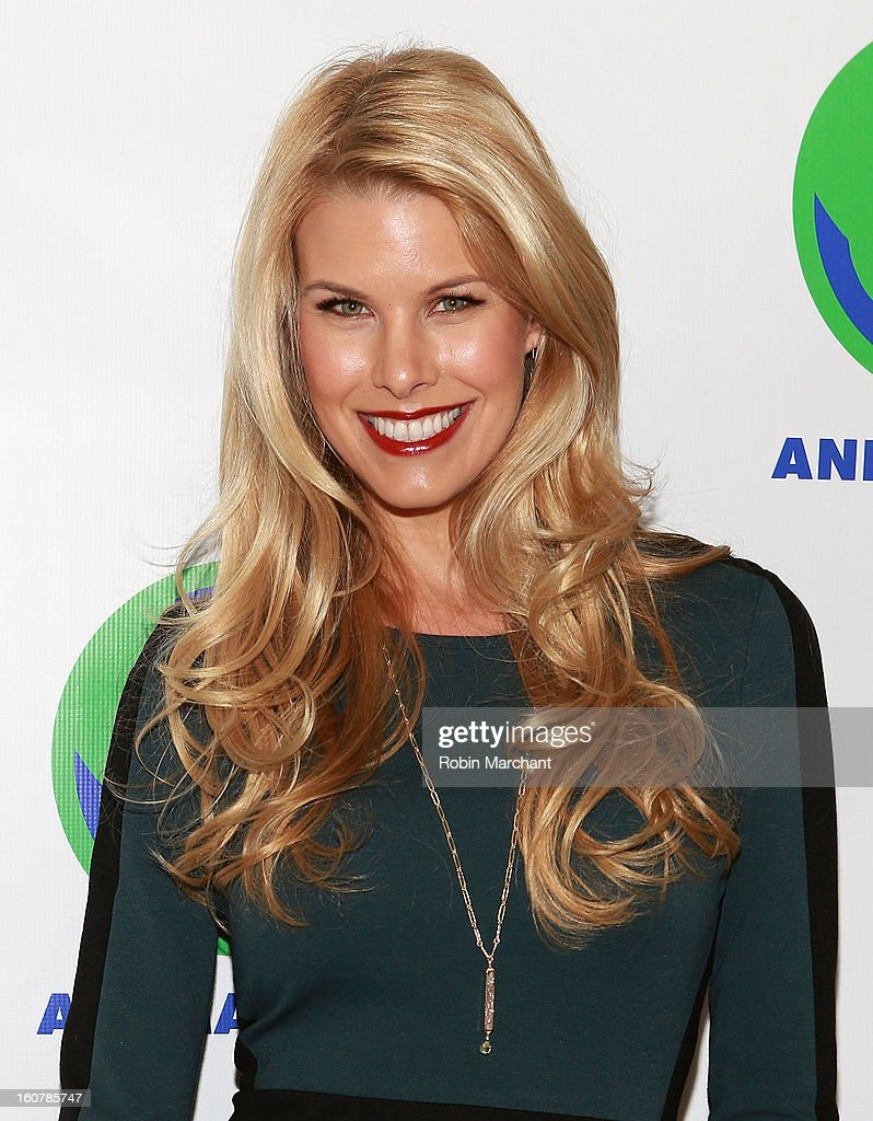 Beth Ostrosky Stern attends Animal AID One Year Anniversary Celebration at Thomson Hotel LES on February 5, 2013 in New York City.