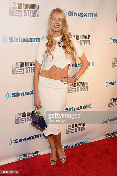Beth Ostrosky Stern attends Howard Stern's Birthday Bash presented by SiriusXM produced by Howard Stern Productions at Hammerstein Ballroom on...