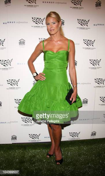 Beth Ostrosky Stern attends Humane Society Make History Gala at The Pierre Hotel on September 22 2010 in New York City