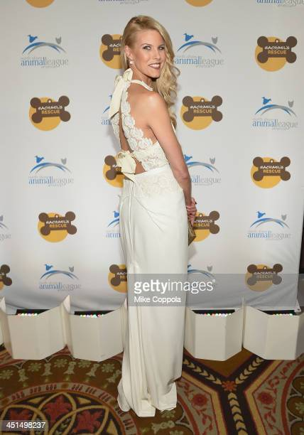 Beth Ostrosky Stern attends the 2013 Animal League America Celebrity gala at The Waldorf Astoria on November 22 2013 in New York City