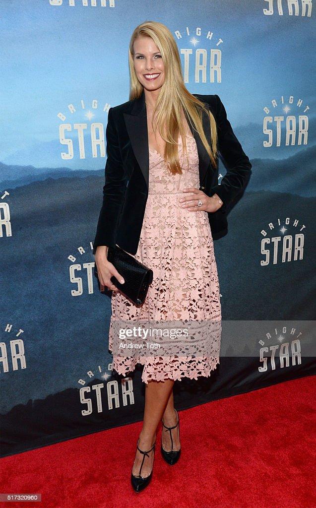 'Bright Star' Opening Night On Broadway : News Photo