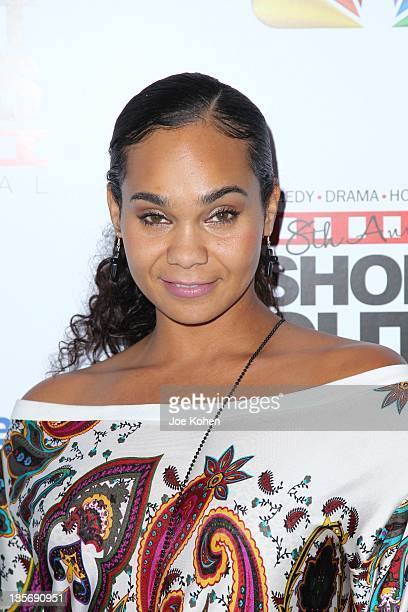 Beth Payne attends NBC Universal's 8th Annual Short Cuts Festival Grand Finale at DGA Theater on October 23 2013 in Los Angeles California