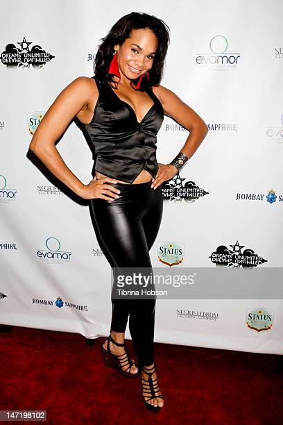 Beth Payne attends the BET awards 2012 kickoff party at Rolling Stone Restaurant Lounge on June 26 2012 in Los Angeles California