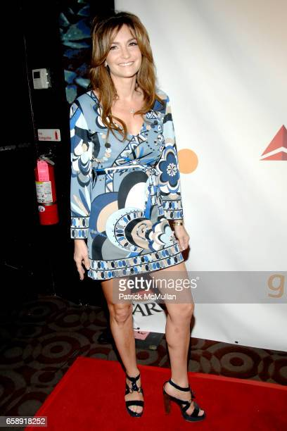 Beth Shak attends GLAAD's Summer Rooftop Party at 230 Fifth Avenue on August 25 2009 in New York City