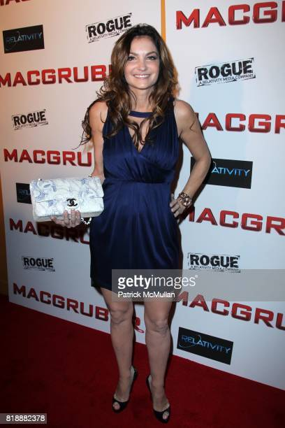 Beth Shak attends Special Screening of MACGRUBER at Landmark Sunshine Cinema on May 19 2010 in New York City