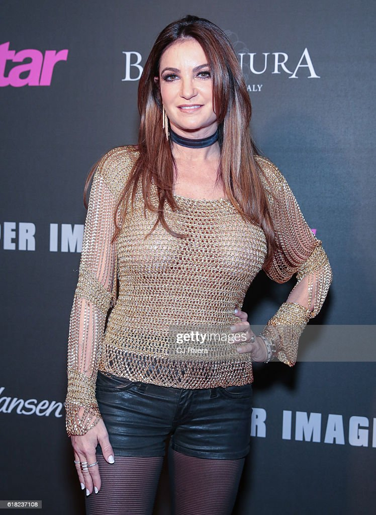 Beth Shak attends the Star's Scene Stealers event at Kola House on October 25, 2016 in New York City.