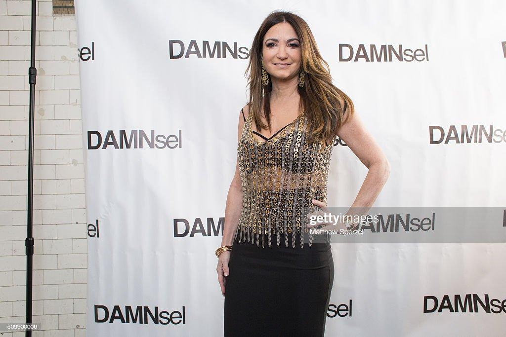 Damnsel 'Garmeoplasty' - Presentation - Fall 2016 New York Fashion Week