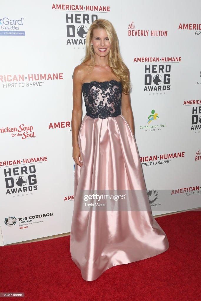 7th Annual American Humane Association Hero Dog Awards - Arrivals