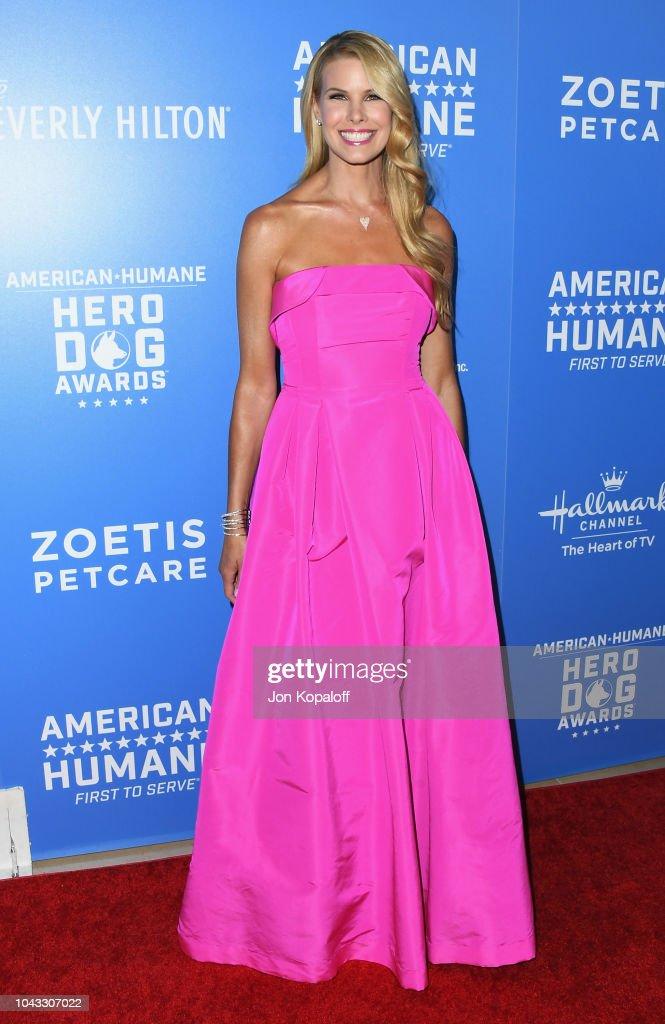 American Humane's 2018 American Humane Hero Dog Awards - Arrivals : News Photo