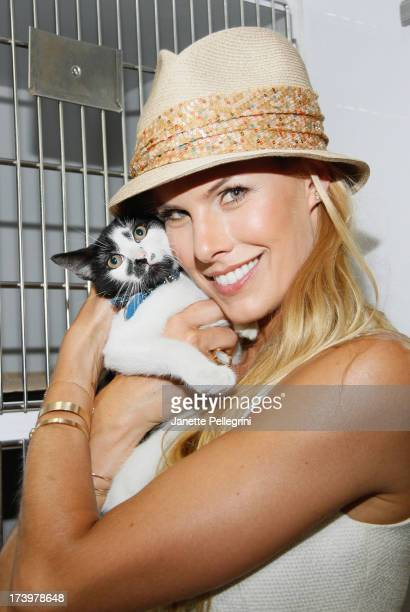 Beth Stern attends Hamptons Magazine Celebrates A Gold Coast Affair At Prime Restaurant To Benefit North Shore Animal League on July 18 2013 in...