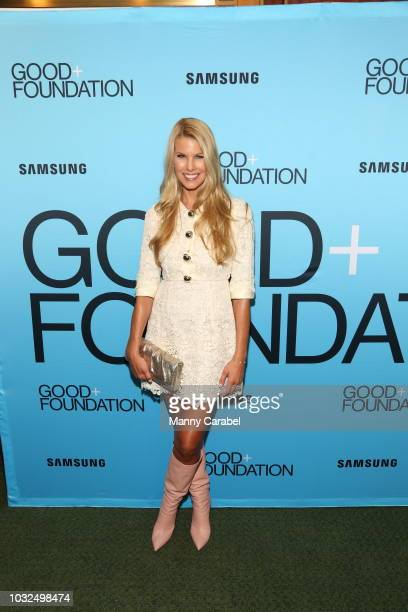 Beth Stern attends the GOOD Foundation An Evening of Comedy Music Benefit at Carnegie Hall on September 12 2018 in New York City