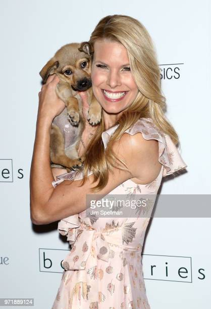 Beth Stern attends the screening of Sony Pictures Classics' Boundaries hosted by The Cinema Society with Hard Rock Hotel and Casino Atlantic City at...