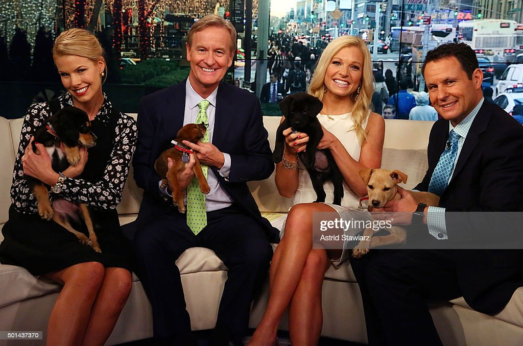 "Beth Stern Visits ""FOX & Friends"""