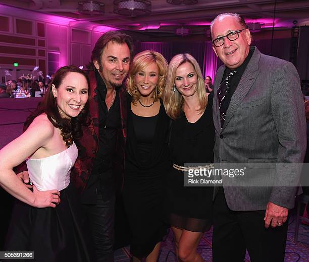 Beth Torres President and CEO MakeAWish Jonathan Cain Wife/Pastor Paula White Chantel Esposito and John Esposito President/CEO Warner Music Nashville...