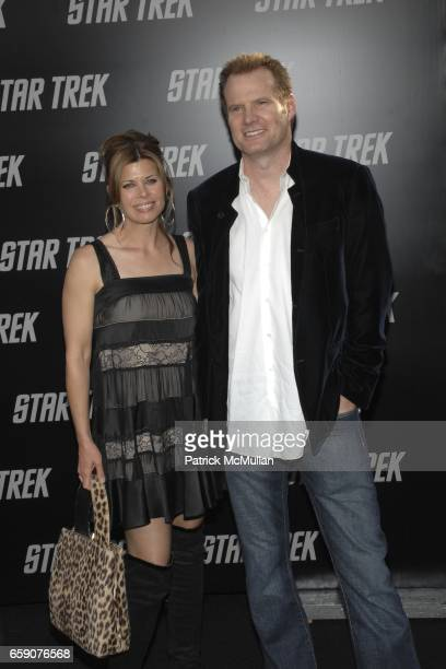 Beth Toussaint and Jack Coleman attend Star Trek Premiere at Grauman' Chinese Theatre on April 30 2009 in Los Angeles CA