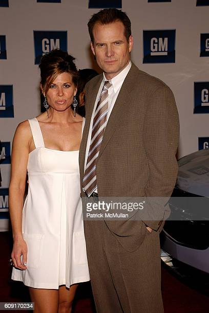 Beth Toussaint and Jack Coleman attend The 6th Annual GM TEN Event Arrivals at Paramount Studios on February 20 2007 in Los Angeles CA