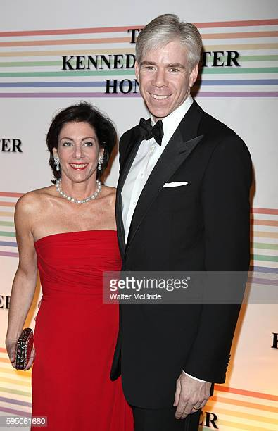 Beth Wilkinson David Gregory attend the 2010 Kennedy Center Honors Ceremomy in Washington DC