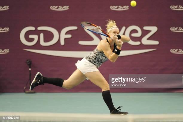 Bethanie MATTEK SANDS 1/2 Finale Open GDF Suez 2011 Paris