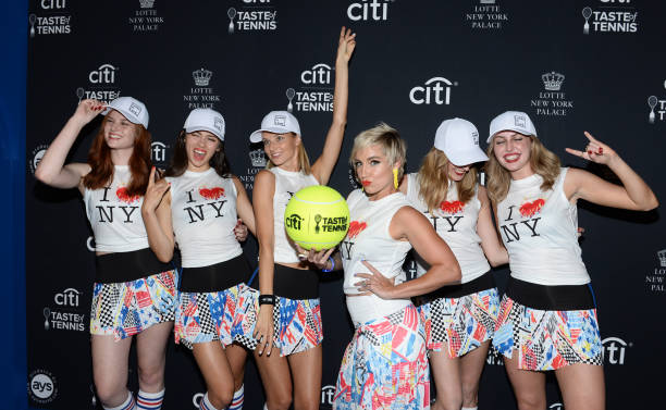 NY: Citi Taste Of Tennis - Arrivals