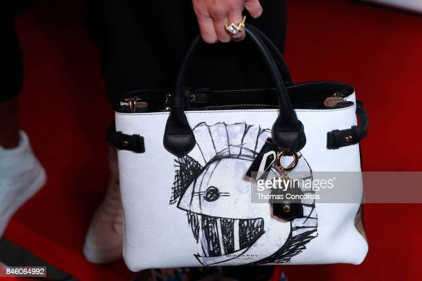 Bethanie MattekSands handbag detail attends Kia STYLE360 Hosts Uncommon James Chinese Laundry by Kristin Cavallari Hosted at Bagatelle NYC and...