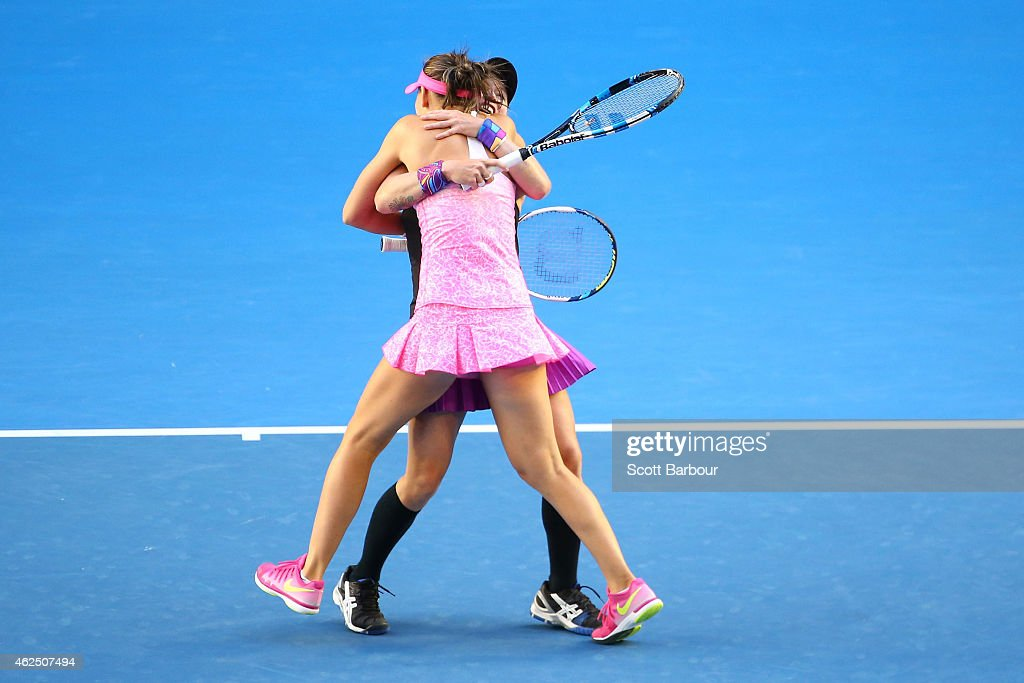 2015 Australian Open - Day 12 : News Photo