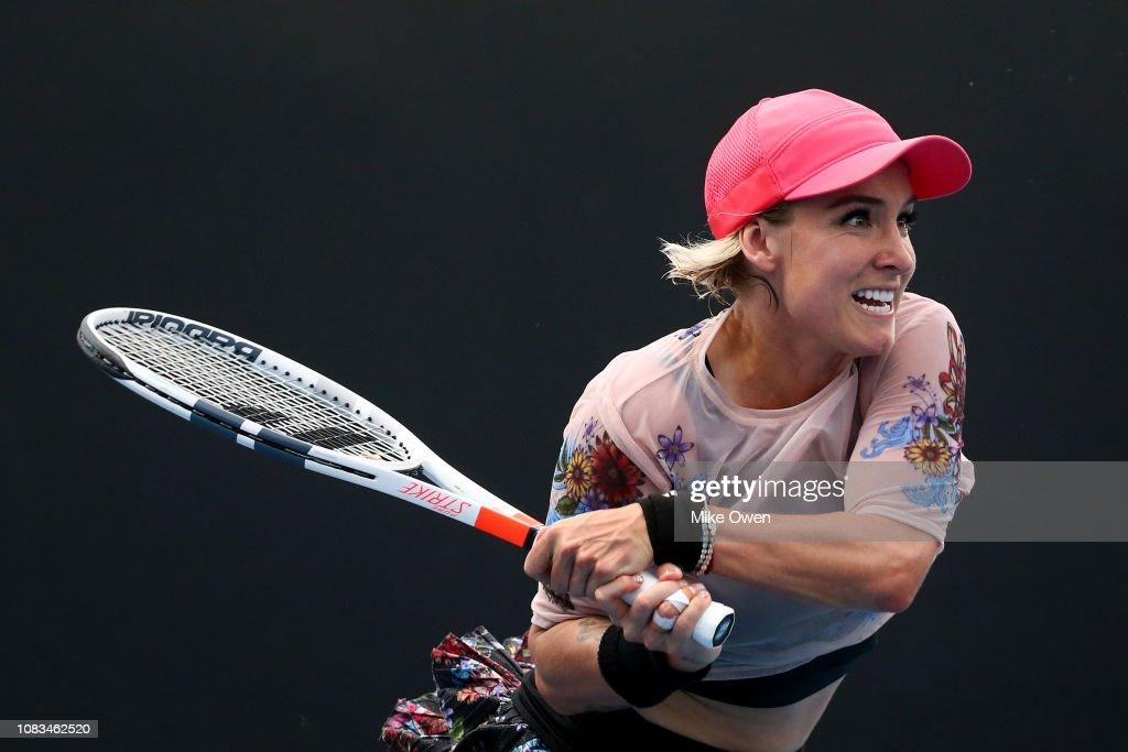 2019 Australian Open - Day 4 : ニュース写真