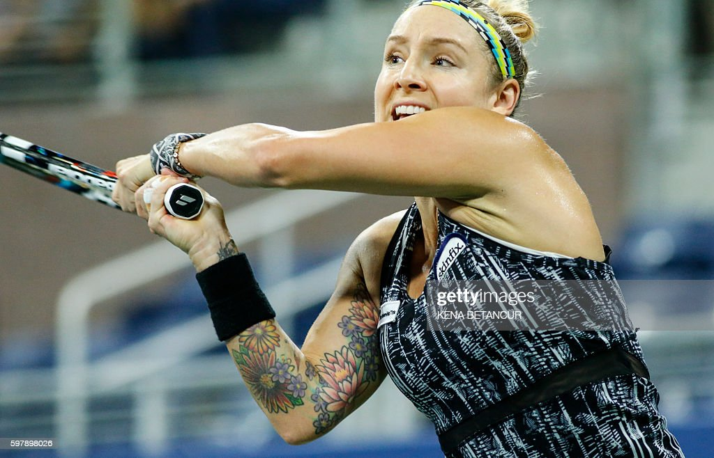 TEN-US OPEN-MATTEK-SANDS : News Photo