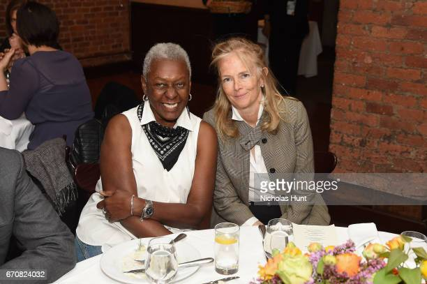 Bethann Hardison attends the jury welcome lunch at Tribeca Grill Loft on April 20 2017 in New York City