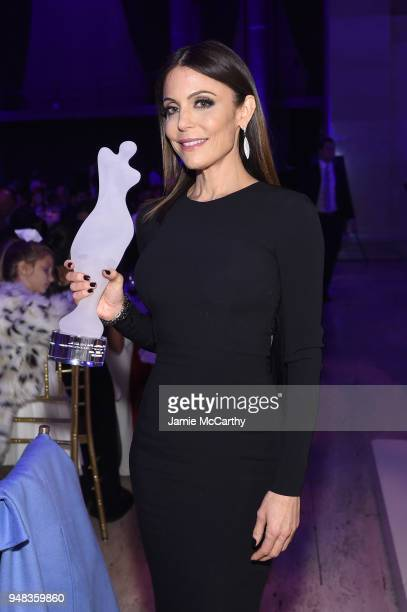 Bethanny Frankel attends the Dress for Success Be Bold Gala at Cipriani Wall Street on April 18 2018 in New York City