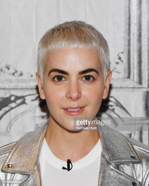 Bethany C Meyers attends the Build Brunch at Build Studio on April 23 2019 in New York City