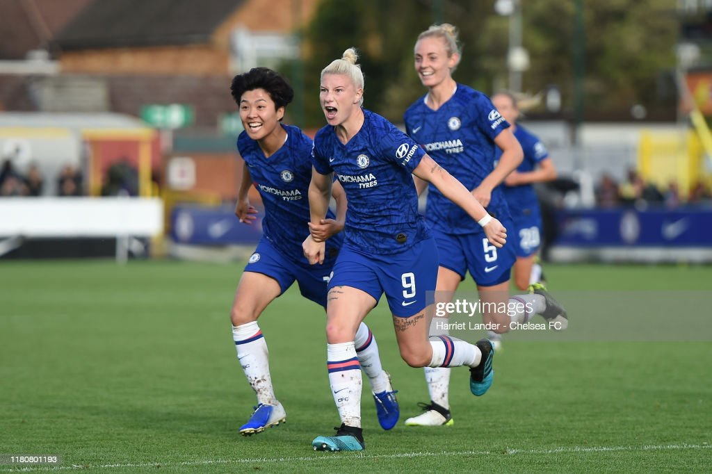 Chelsea v Arsenal - Barclays FA Women's Super League : News Photo