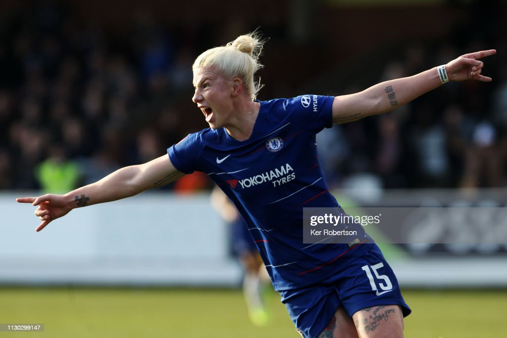 GBR: Chelsea Women v Arsenal Women - SSE Women's FA Cup Fifth Round