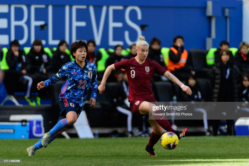 2020 SheBelieves Cup - Japan v England : News Photo