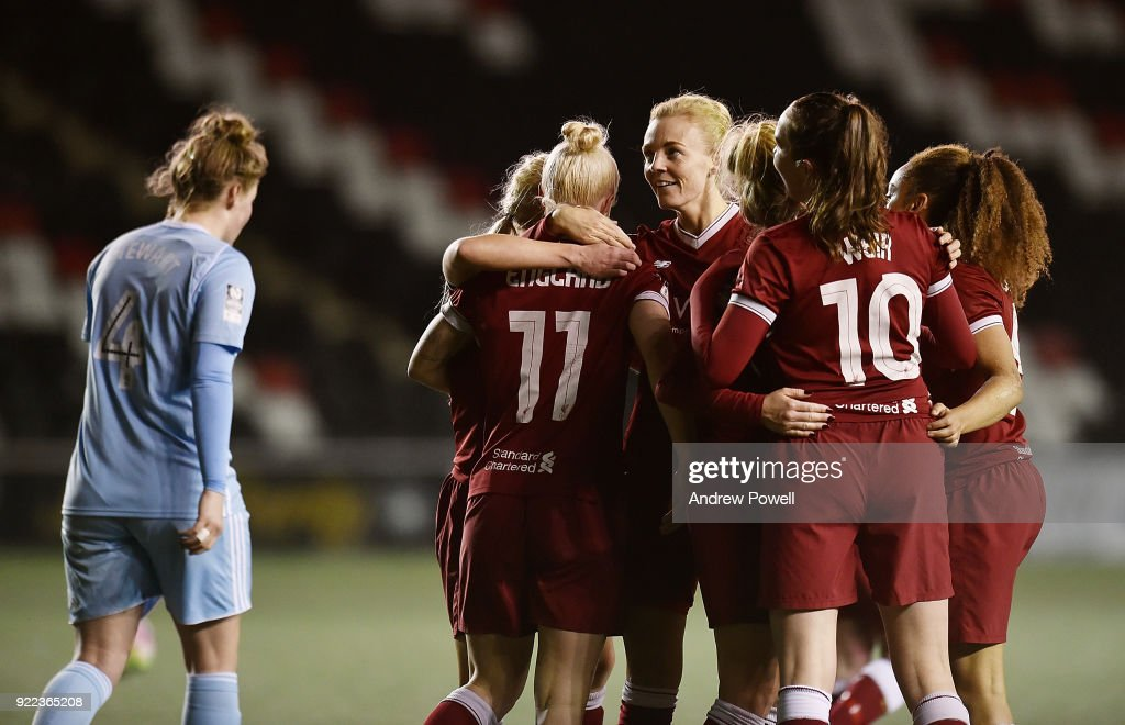 Liverpool Ladies v Sunderland Ladies: FA WSL 1 : News Photo