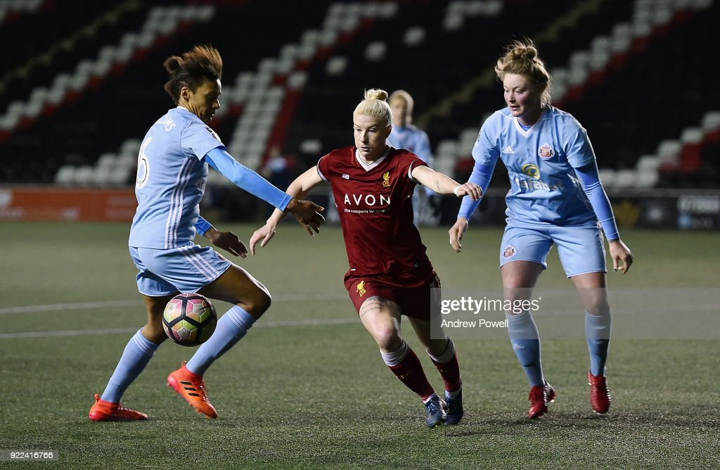 Liverpool Ladies v Sunderland Ladies: FA WSL 1 : ニュース写真