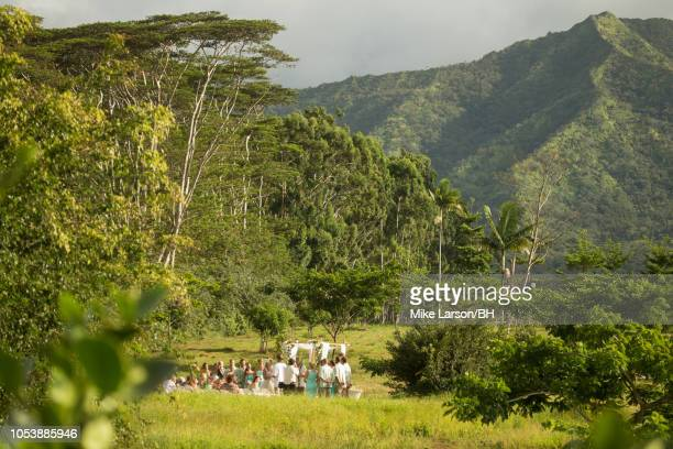 Bethany Hamilton and Adam Dirks wedding to August 18 2013 in Princeville Hawaii