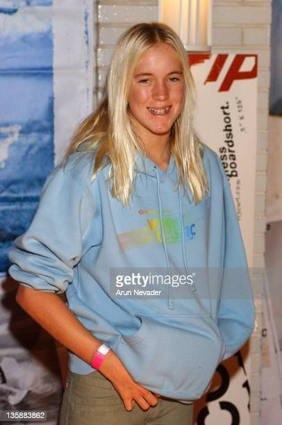 Bethany Hamilton during RipCurl Store Grand Opening at RipCurl Store in Santa Monica California United States