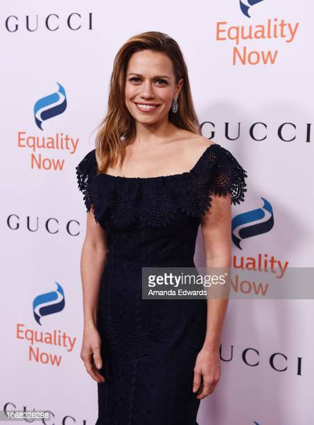 Bethany Joy Lenz arrives at Equality Now's Annual Make Equality Reality Gala at The Beverly Hilton Hotel on December 3 2018 in Beverly Hills...