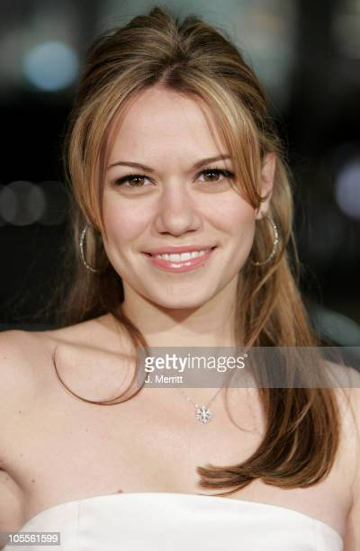 Bethany Joy Lenz during 'Coach Carter' Los Angeles Premiere Arrivals at Grauman's Chinese Theater in Hollywood California United States