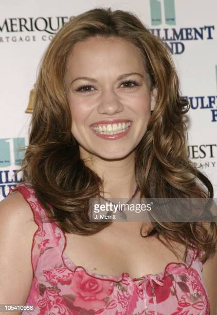 Bethany Joy Lenz during Fullfillment Fund 2004 Achievement Awards at Kodak Theatre in Hollywood California United States