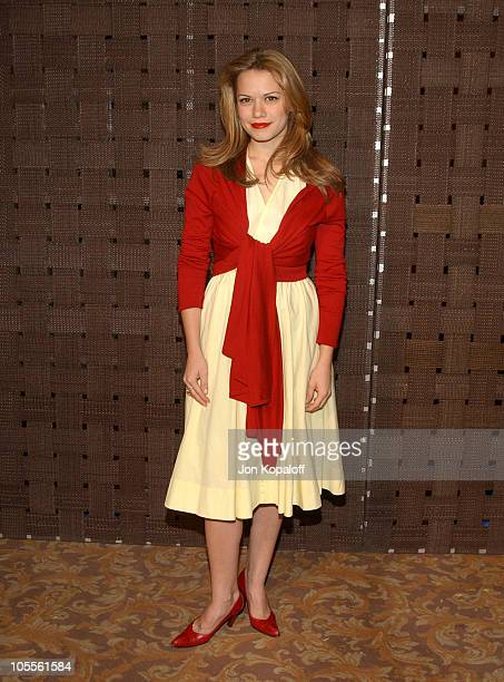 Bethany Joy Lenz during In Style Magazine and the DIC Host Luncheon to Celebrate the 2005 Awards Season at Beverly Hills Hotel in Beverly Hills...
