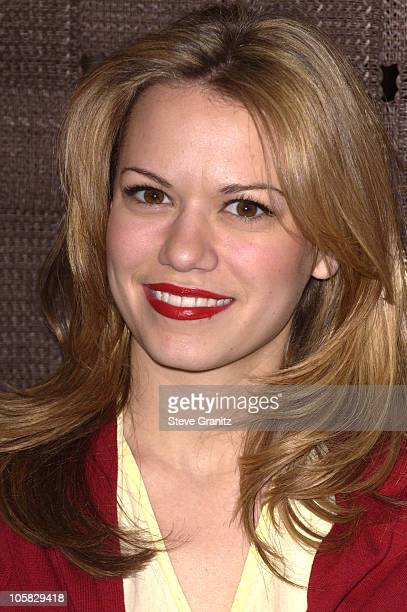 Bethany Joy Lenz during InStyle Magazine and the DIC Host Luncheon to Celebrate 2005 Awards Season in Beverly Hills California United States