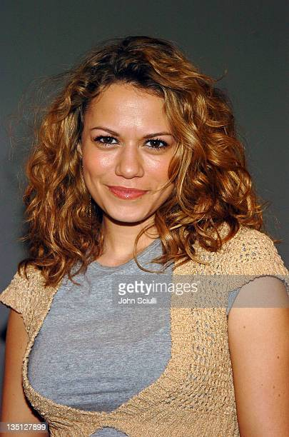 Bethany Joy Lenz during Red Carpet '05 Oscar Suite Day Three at Pacific Design Center in West Hollywood California United States