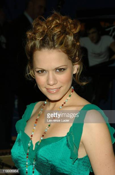Bethany Joy Lenz during The Cast of One Tree Hill Signs Their DVD and Soundtrack CD at FYE in New York City at FYE in New York City New York United...