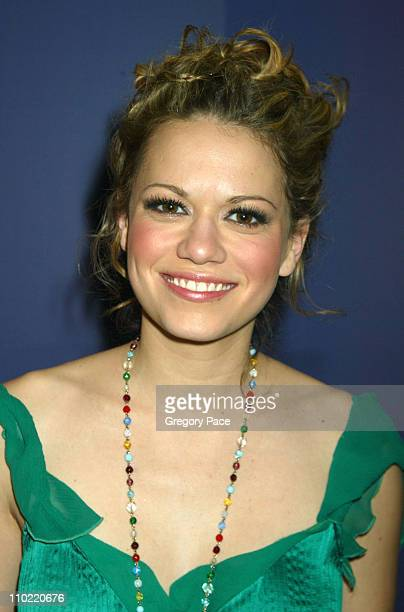Bethany Joy Lenz during The Cast of 'One Tree Hill' Takes Over MTV's 'TRL' January 25 2005 at MTV Studios in New York City New York United States