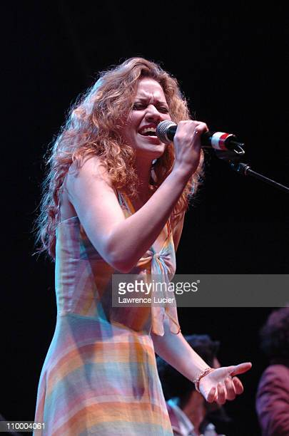 Bethany Joy Lenz during The WB's One Tree Hill Tour at Roseland Ballroom in New York City at Roseland Ballroom in New York City New York United States