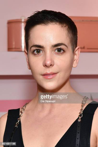 Bethany Meyers attends the Trans Awareness Dinner at Pietro Nolita on March 13 2018 in New York City