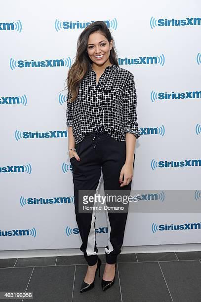 05362862e45 Bethany Mota visits at SiriusXM Studios on February 11 2015 in New York City