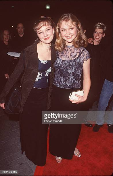 Bethany Richards and Ariana Richards